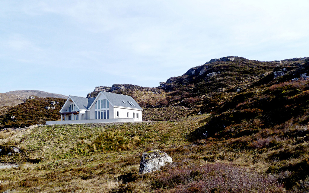 ARDMAIR BAY HOUSE