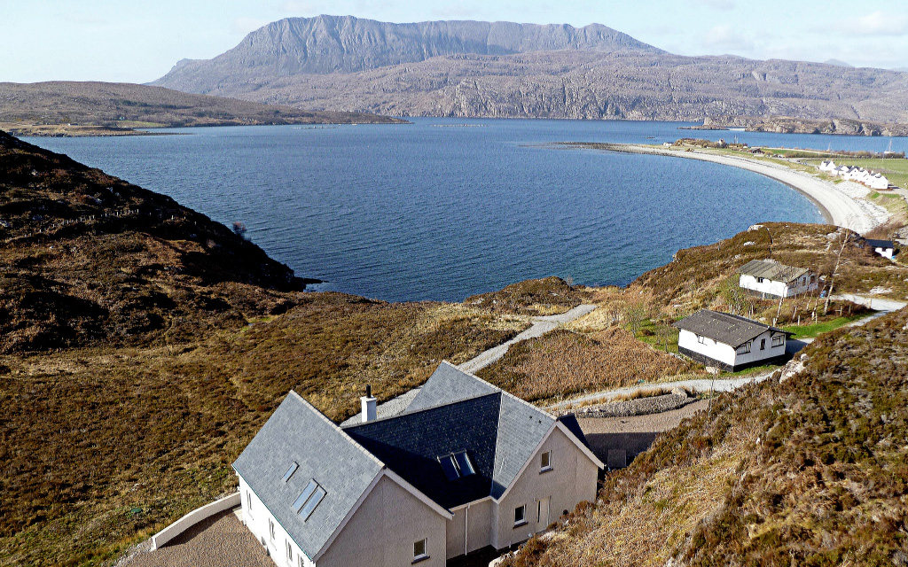 VIEW OF BEN MOR COIGACH